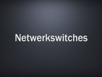 Netwerkswitches