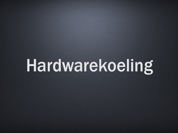 Hardwarekoeling
