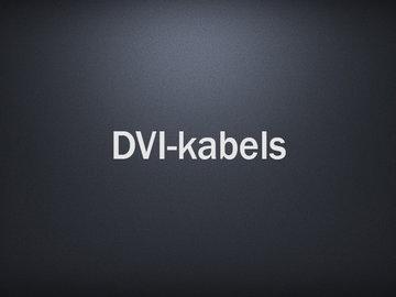 DVI-kabels