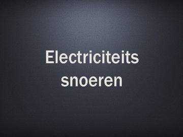Electriciteitssnoeren