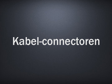 Kabel-connectoren