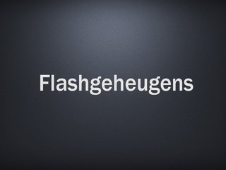 Flashgeheugens