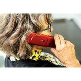 Fysic FM-9710RD Senioren mobiele klaptelefoon, rood_