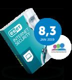 ESET Internet Security 1-Device 1 jaar_