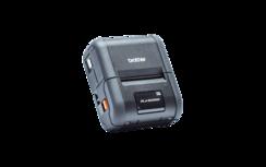 Brother RJ-2050 Stevige mobiele printer met LCD scherm voor bonnen. Met Bluetooth, MFi, Wi-Fi, AirPrint verbinding en ondersteuning van Android, iOS en Windows.