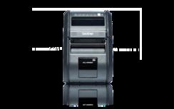Brother RJ-3150 Compacte en robuuste mobiele printer met Wi-Fi, Bluetooth en een kleurenscherm
