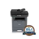 Brother MFC-L5750DW Professionele all-in-one zwart-witlaserprinter