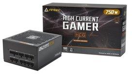 Antec HCG750 750W ATX Zwart power supply unit