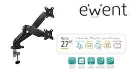 Ewent EW1516 flat panel bureau steun 68,6 cm (27