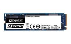 Kingston Technology A2000 M.2 250 GB PCI Express 3.0 3D NAND NVMe