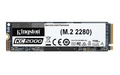 Kingston Technology KC2000 M.2 250 GB PCI Express 3.0 3D TLC NVMe