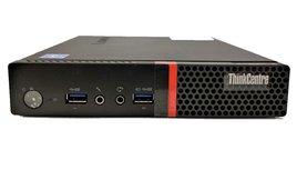 Lenovo Think M600 Tiny J3060 4GB 240GB SSD  W10P