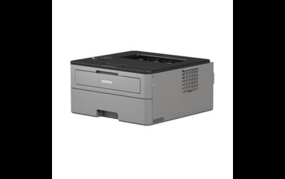 Brother HL-L2350DW compacte zwart-witlaserprinter met dubberzijdig printen en draadlozo netwertkverbinding