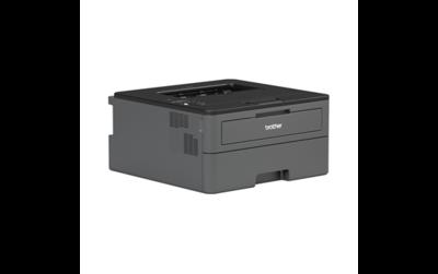 Brother HL-L2375DW Compacte zwart-witlaserprinter met dubbelzijdig printen en draadloze netwerkverbinding