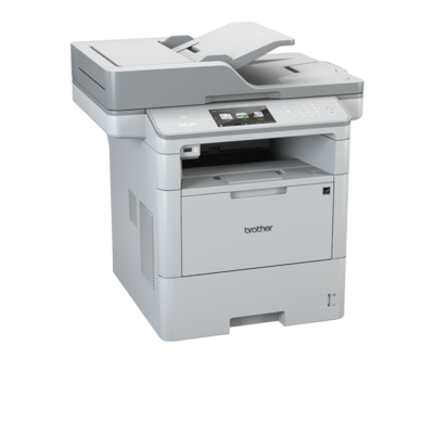 Brother DCP-L6600DW Professionele all-in-one zwart-witlaserprinter