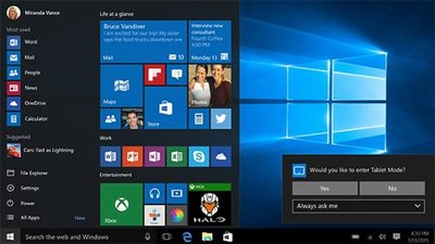 Microsoft Windows 10 Pro OEM (EN)