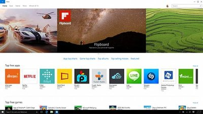 Microsoft Windows 10 Home (EN)