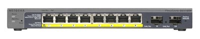 Netgear Prosafe GS110TP 8 port PoE