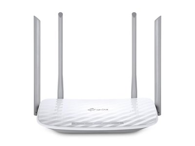 TP-LINK Archer C50 Dual-band (2.4 GHz / 5 GHz) Fast Ethernet Wit draadloze router
