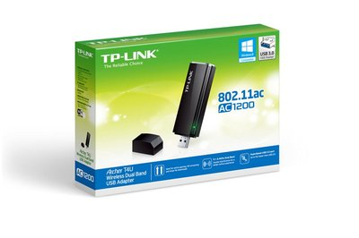 TP-LINK ARCHER T4U netwerkkaart & -adapter WLAN 1200 Mbit/s