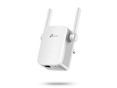 TP-LINK RE305 netwerkextender Network transmitter Wit