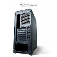 Antec GX1200 Midi-Toren Zwart computerbehuizing