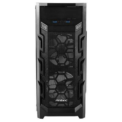 Antec GX202 Midi-Toren Zwart