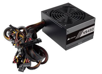 Corsair CP-9020170-EU 450W ATX Zwart power supply unit