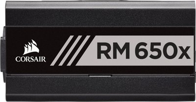 Corsair RMx Series RM650x power supply unit 650 W ATX Zwart