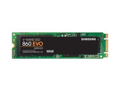 Samsung MZ-N6E500 internal solid state drive M.2 500 GB SATA III V-NAND MLC