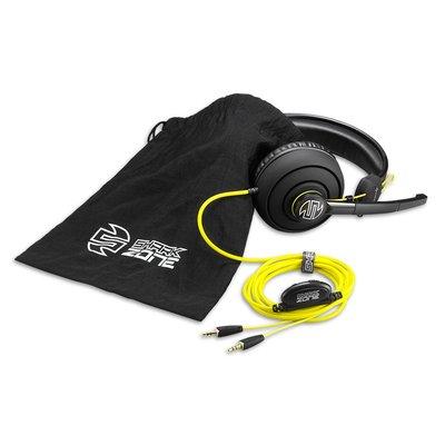 Sharkoon SHARK ZONE H10 Stereofonisch Hoofdband Zwart hoofdtelefoon