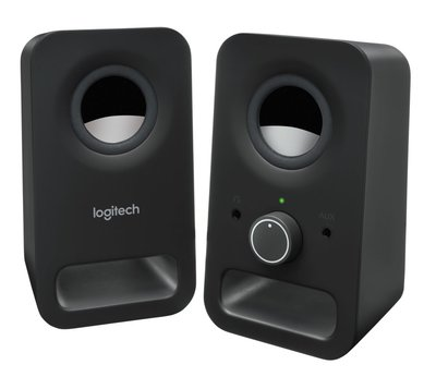 Logitech Z150 luidspreker 6 W Zwart Bedraad