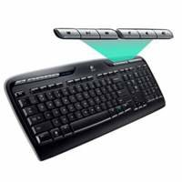 Logitech Ret. Wireless Combo Desktop MK330