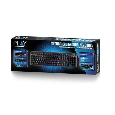 Ewent PL3350 toetsenbord USB QWERTY Engels Zwart