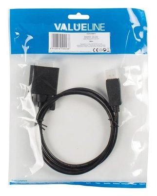 Valueline VLCP37200B10 video kabel adapter