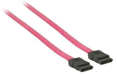 Valueline VLCP73100R05 SATA-kabel