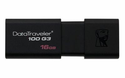 Storage Kingston DataTraveler 16GB USB3.0