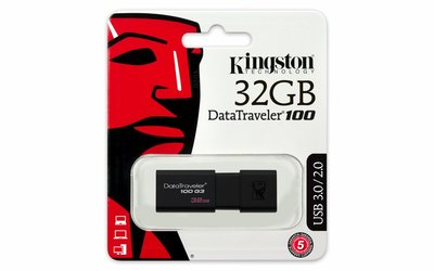 Storage Kingston DataTraveler 100G3 32GB USB3.0