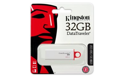 Storage Kingston DataTraveler 32GB USB3.0 Gen4