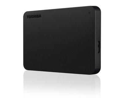 Toshiba HDTB420EK3AA externe harde schijf 2000 GB Zwart