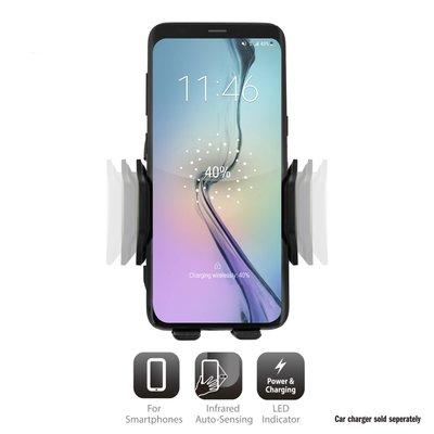 Ewent EW1191 houder Mobiele telefoon/Smartphone Zwart Passieve houder