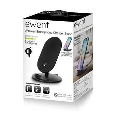 Ewent EW1192 oplader voor mobiele apparatuur Binnen Zwart
