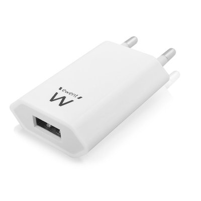 Ewent EW1200 oplader voor mobiele apparatuur Binnen Wit