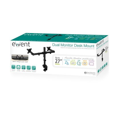 Ewent EW1512 flat panel bureau steun 68,6 cm (27