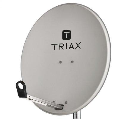 Triax TDS 65LG 7035 Lichtgrijs Singlepack