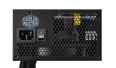 Cooler Master MasterWatt 550 power supply unit 550 W ATX Zwart