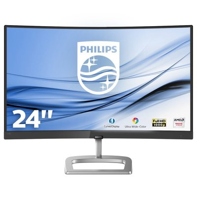 Philips E Line Gebogen LCD-monitor met Ultra Wide-Color 248E9QHSB/00