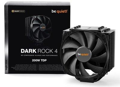 be quiet! Dark Rock 4 Processor Koeler