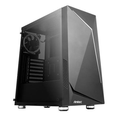 Antec NX300 Midi-Toren Zwart