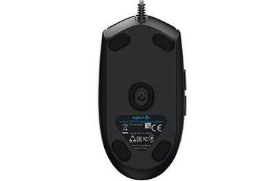 Logitech G102 Prodigy muis USB Optisch 8000 DPI Rechtshandig